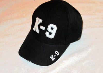 K9 Cap